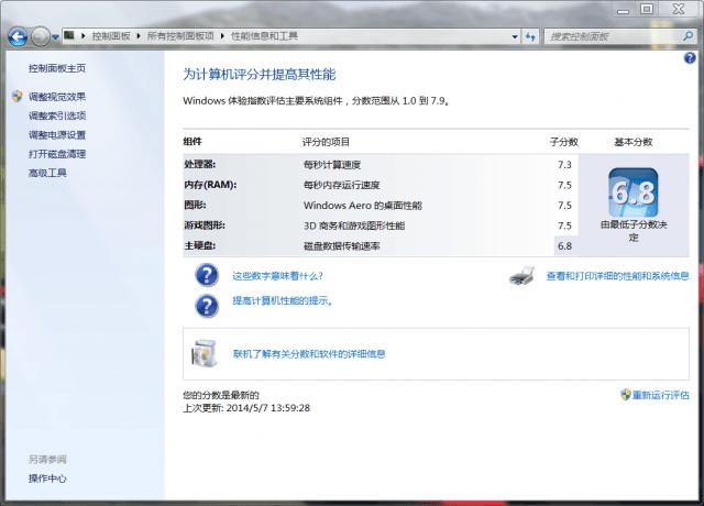 x4 955 windows index