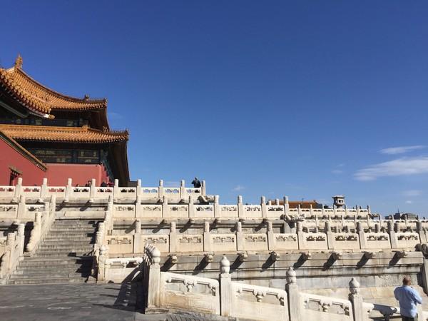 好天出好片,北京故宫一日游 - 77d475284727097665673b1eb0ae4108