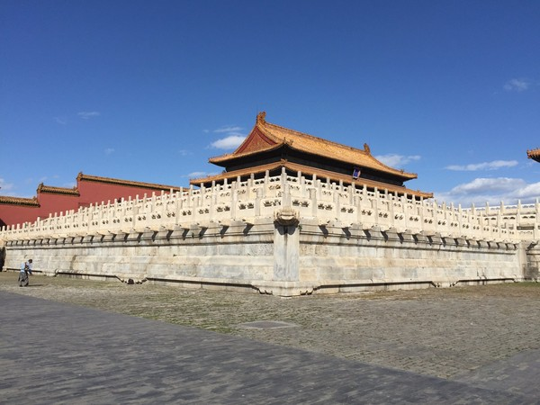 好天出好片,北京故宫一日游 - 8655b155be9a4dfee2cf200d89935f44
