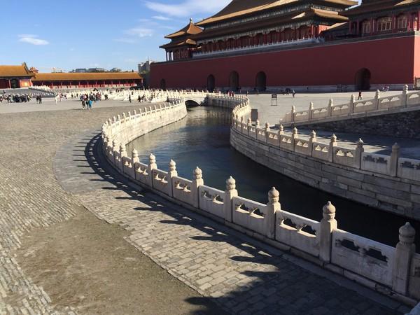 好天出好片,北京故宫一日游 - f9a272bfdb867c1daedc490d851ff854