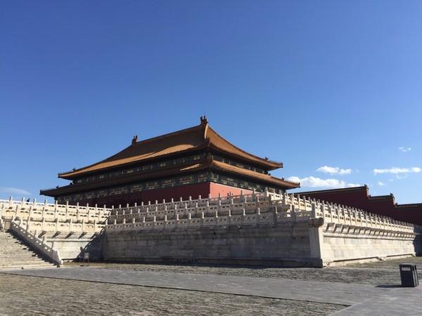 好天出好片,北京故宫一日游 - fd108e958fb457f2af6e6c266a204795
