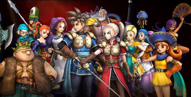 Dragon Quest Hero2