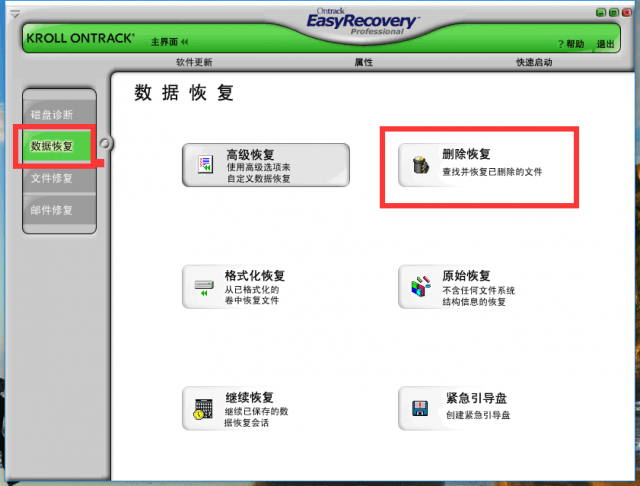EasyRecovery Professional3