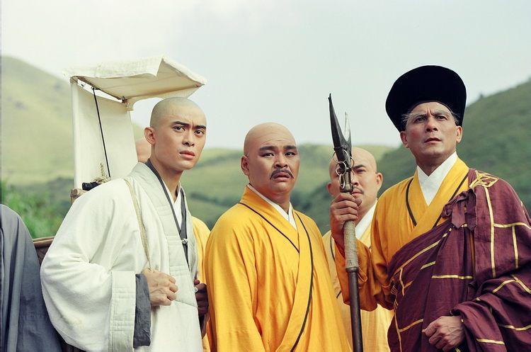 边吃饭边看的电视剧推荐《天龙八部》黄日华TVB版 高清剧照 - p2213184994