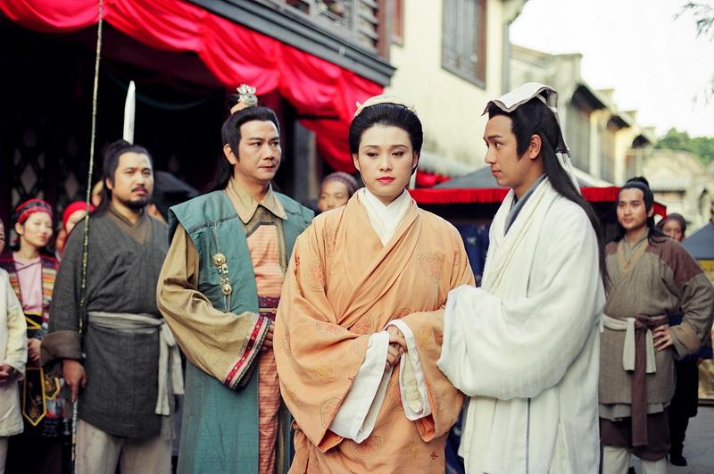边吃饭边看的电视剧推荐《天龙八部》黄日华TVB版 高清剧照 - p2346283311