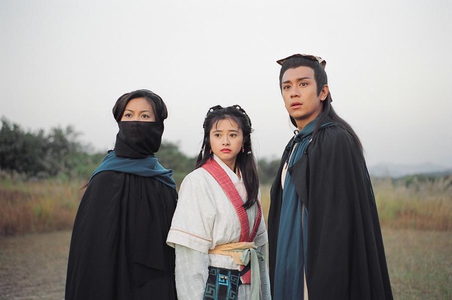 边吃饭边看的电视剧推荐《天龙八部》黄日华TVB版 高清剧照 - p2382735111