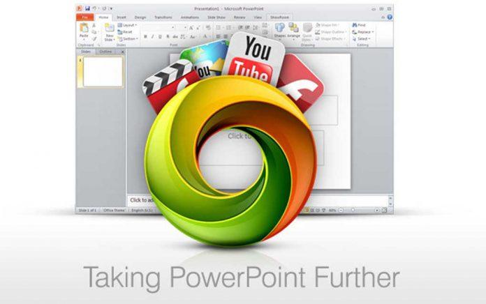 Office PowerPoint 2007 完全嵌入flash swf 方法 - showroom