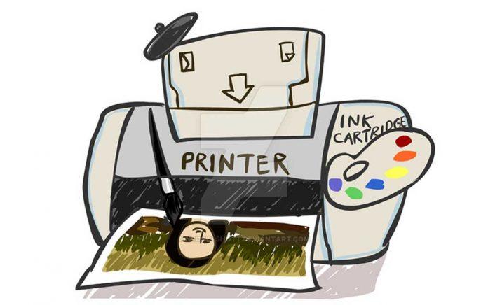 Win2003 共享打印机 (要点) - print