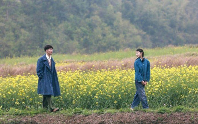 《山楂树之恋》的日本版剧照 - 5950a594tb0482dcc3c7b690