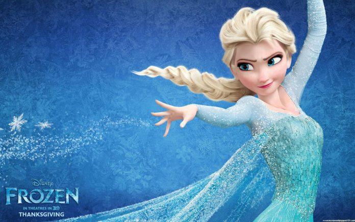 冰雪奇缘 Frozen 1080p 全高清 中文字幕 - frozen