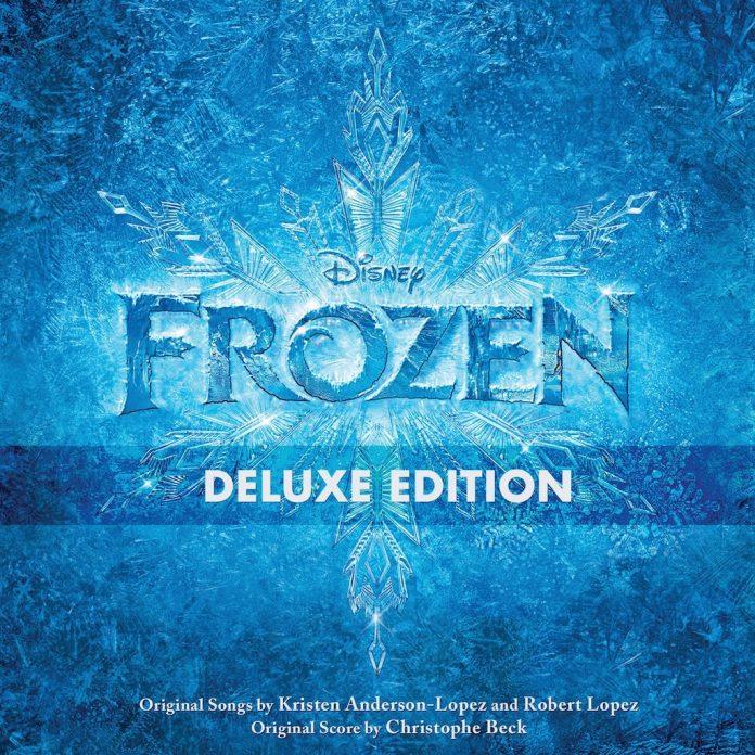 《冰雪奇缘》原声大碟  无损音质 FLAC格式 2CD 下载 - Frozen Deluxe Edition