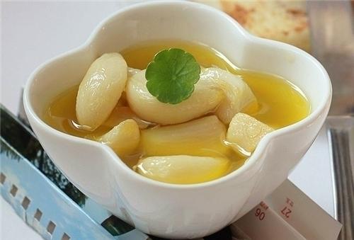 治疗小孩咳嗽的偏方-煮大蒜水 - dasuanshui