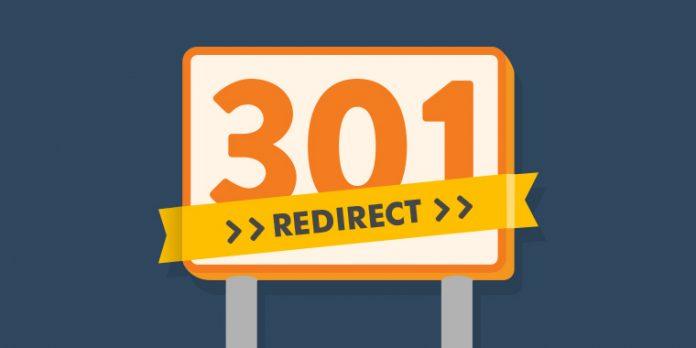 301解决带www和不带www域名的权重归一 - 301 redirect
