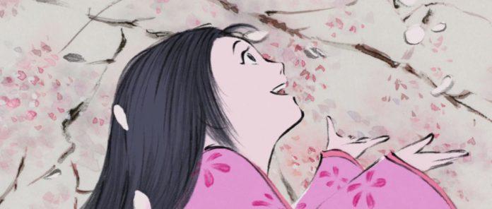 吉卜力电影《辉耀姬物语》2013年(The Tale of the Princess Kaguya) - Princess Kaguya