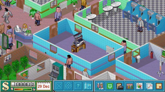 Win7完美能玩的《主题医院》,附带精品攻略分享 - 930.0x524.0 2