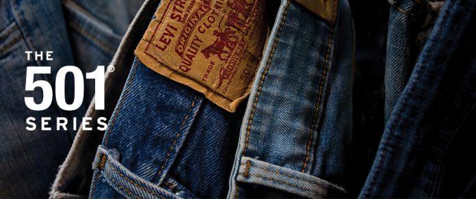 李维斯Levis 501 502 504 505 511等裤型尺寸区别 - header