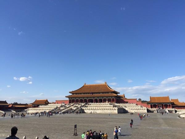 好天出好片,北京故宫一日游 - 94acd56e9f390774becbd55f0f836aaf
