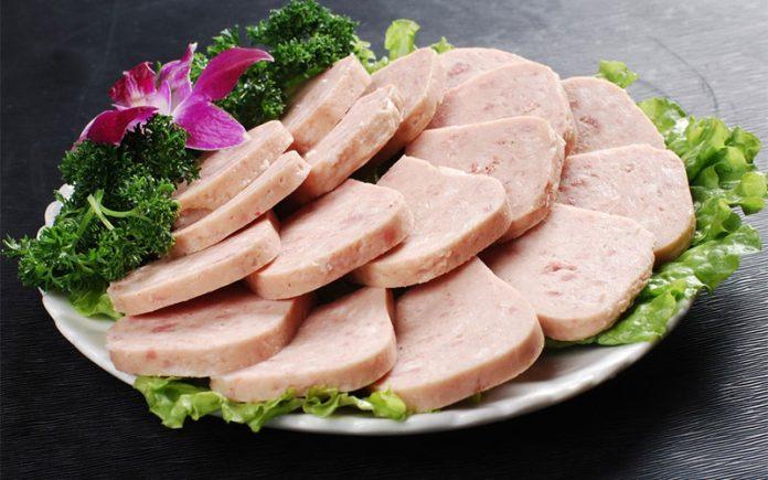 achair推荐美食:上海梅林午餐肉 - meilin
