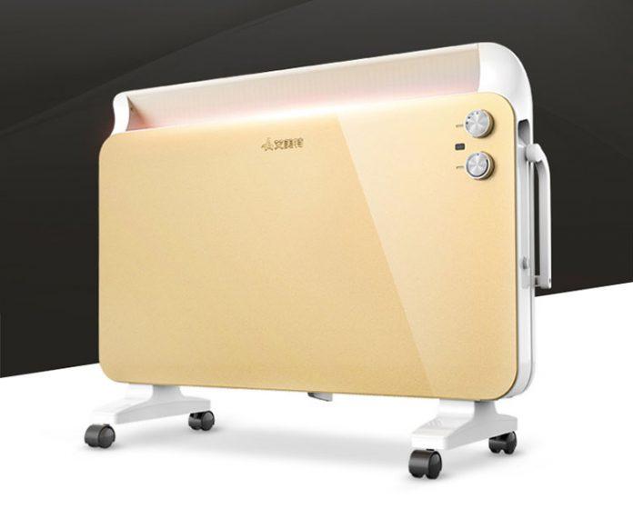 天冷了,供暖前买个电暖气(欧式快热炉) - diannuanqi