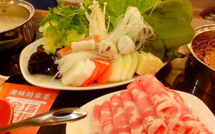 呷哺点菜秘籍&羊肉的秘密,附《achair推荐呷哺菜单》 - xiabu