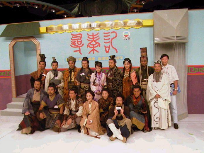令人感到轻松有趣的电视剧推荐《寻秦记》 - xunqinji