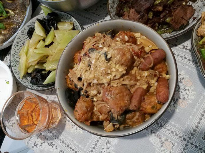 achair的家庭聚会请客菜单(5月份版本) - malatang
