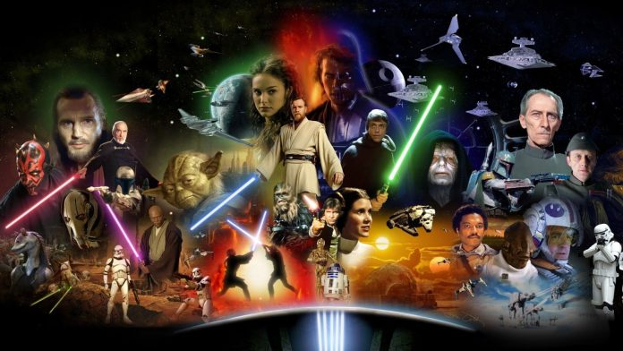 8部《星球大战》电影的观看顺序是怎么样的? - star war