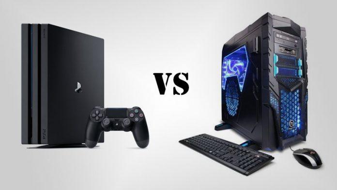 跨平台游戏 PS4和PC哪家强? - PS4 Pro vs PC
