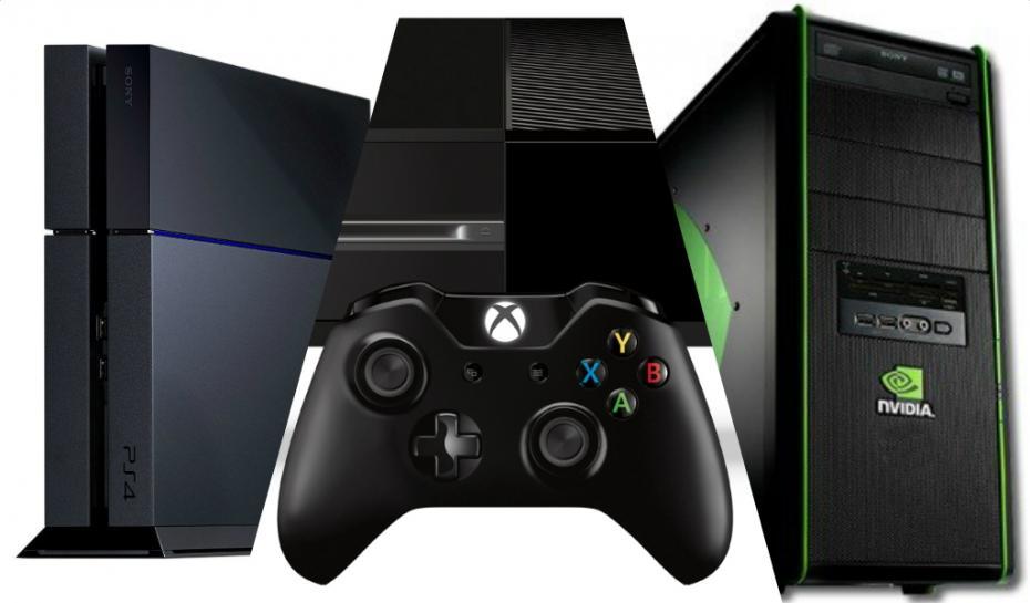 PS4、XOne,NS,PC 四大游戏平台怎么选性价比最高? - PS4 Xbox One PC