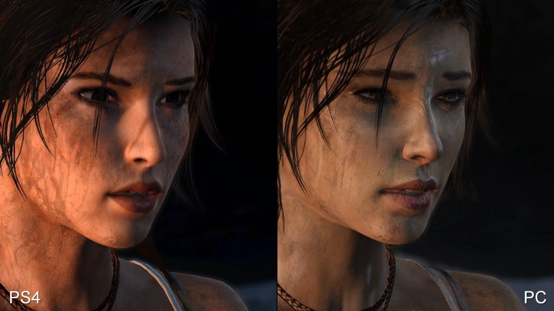 跨平台游戏 PS4和PC哪家强? - tomb