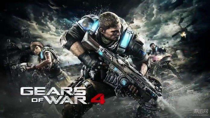 achair实测游戏12 老显卡GTX760玩《战争机器4》1080p/高画质/45帧 - war4
