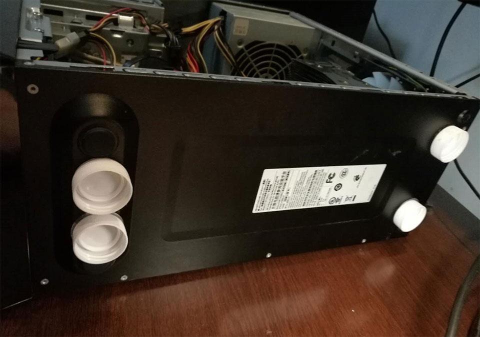 玩《刺客信条 起源》改造机箱散热 释放GTX1060潜力(第6集) - fan3
