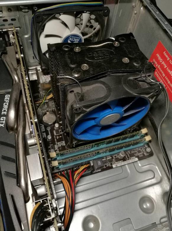 玩《刺客信条 起源》改造机箱散热 释放GTX1060潜力(第6集) - fan4
