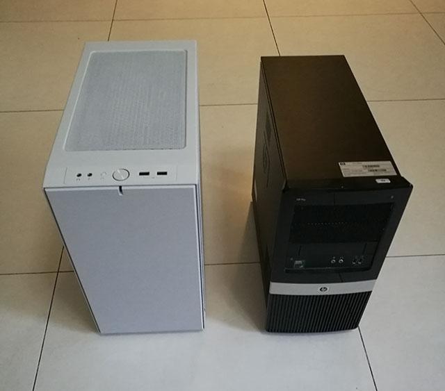 300元左右散热好的机箱FD Define Mini C 安装与体验(第8集) - fd minic8