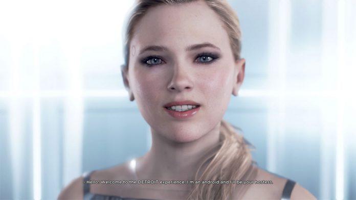 PS4游戏《底特律 变人》通关 分享玩后感 - beacome human
