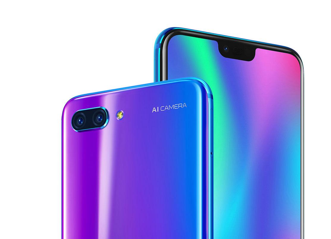 2018年底选手机(小米8,荣耀10,一加6,魅族16,华为Nova3,P20) - honor10