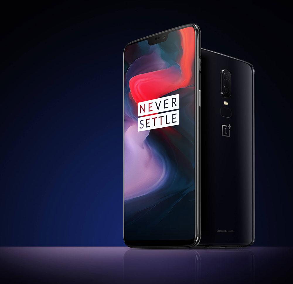 2018年底选手机(小米8,荣耀10,一加6,魅族16,华为Nova3,P20) - oneplus6