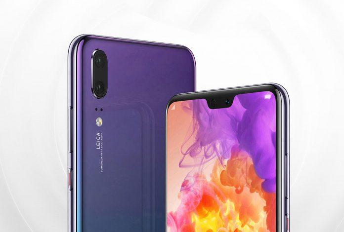2018年底选手机(小米8,荣耀10,一加6,魅族16,华为Nova3,P20) - p20