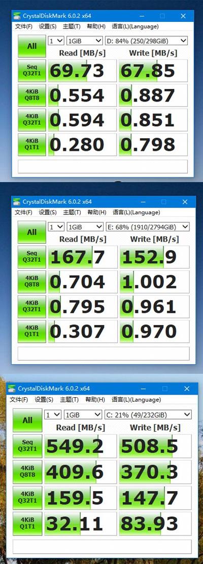 2018年总结 (1)- 电脑数码篇 - 320g 3t 250g