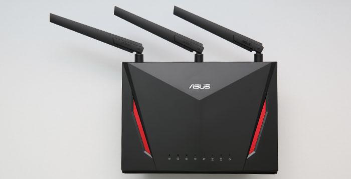 华硕ASUS 86U游戏路由器选购使用分享(13年路由器老用户经验谈) - ASUS RT AC86U 01