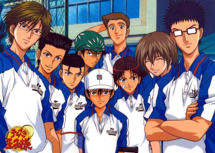 青春 热血 友情动画片《网球王子》(观看顺序与评价) - The Prince of Tennis 960