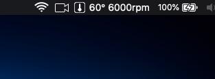 苹果MBP电脑温度过高,速度变慢、噪音大之间的关系(中) - 6000down