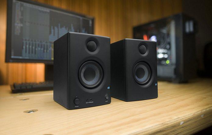 音箱升级2:对比PreSonus Eris E3.5与惠威M100 - prosonus e35