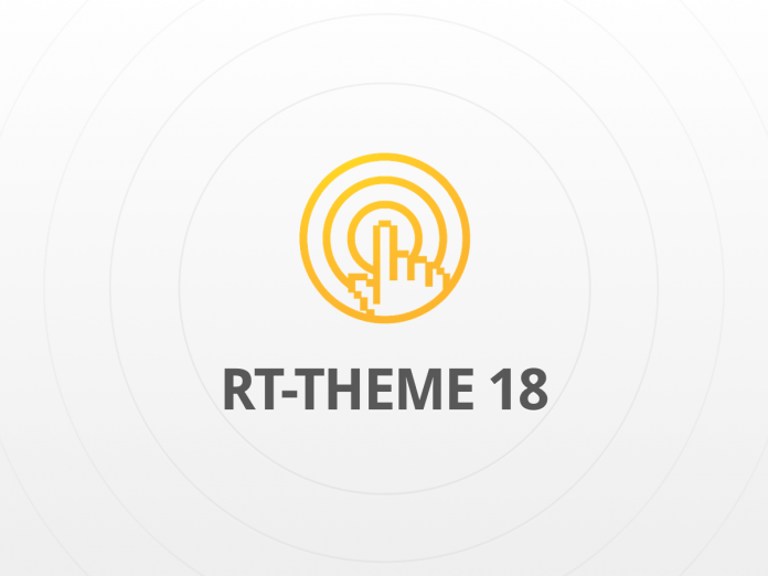 RT-Theme 18主题2.0.2 新变化以及中文汉化说明 - rt18