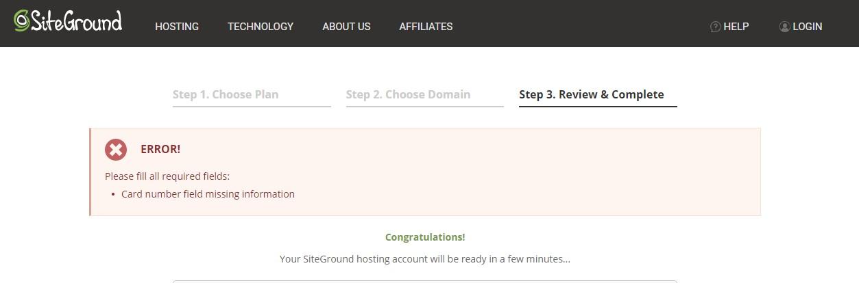 siteground-paypal-erro