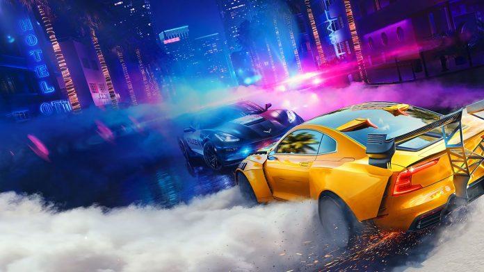 游戏推荐《极品飞车21 热度》,用GTX1060显卡和带鱼屏设置感受 - need for speed heat 3 1280
