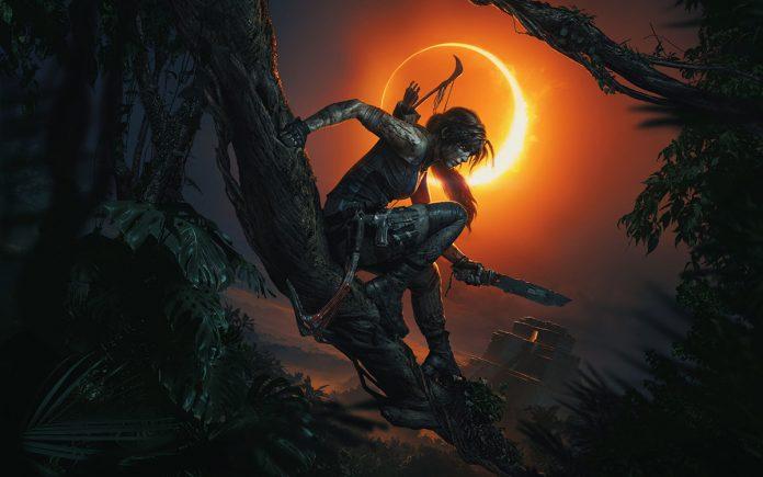 我把《古墓丽影 暗影》给删了 - shadow of the tomb raider