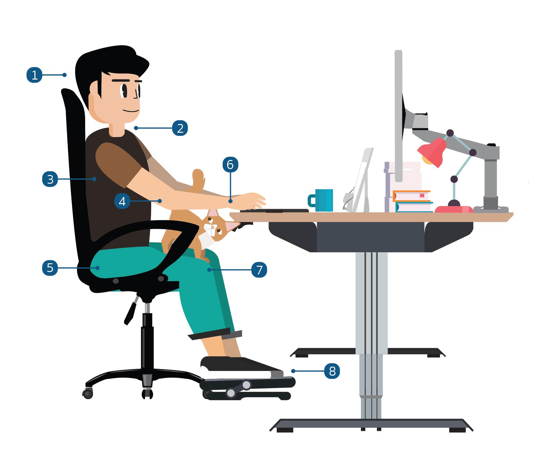 sitting-position