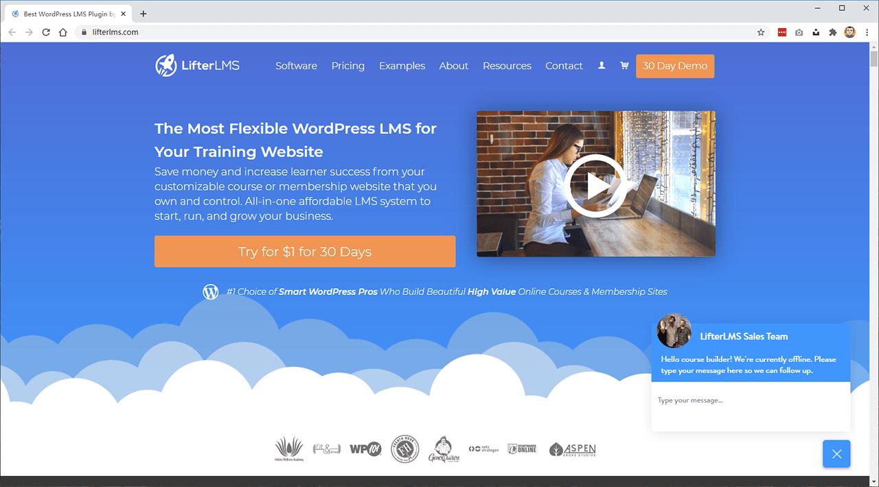WordPress在线学习系统哪家强? LearnDash、 LifterLMS还是LearnPress - lms3