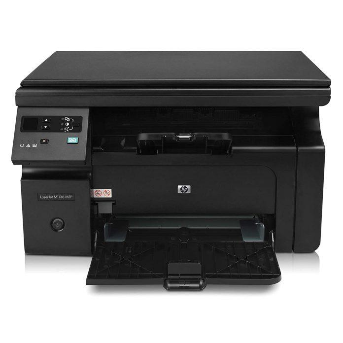 惠普M1136打印机 一年半使用感受(学生打印机) - m1136